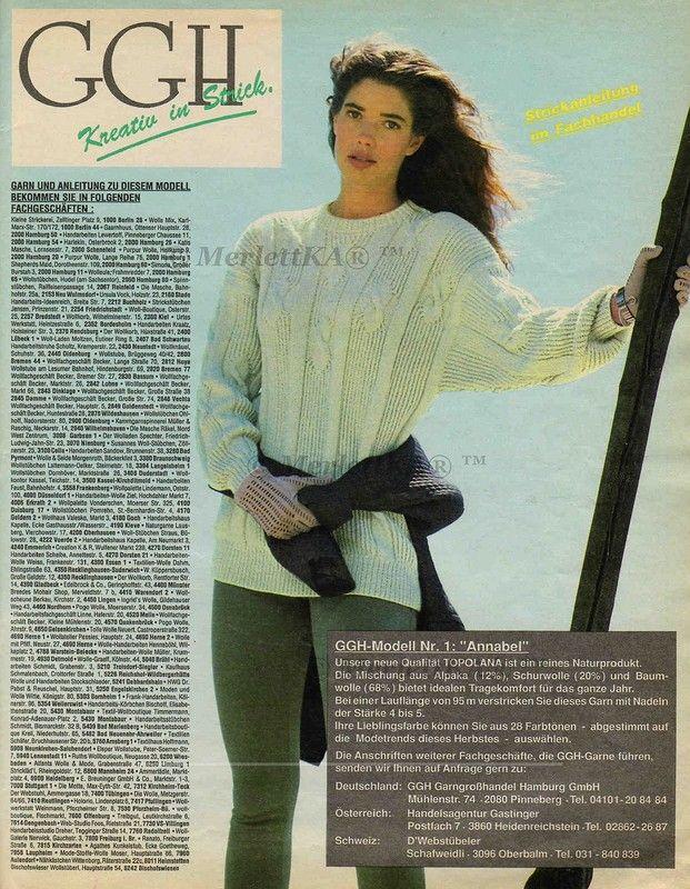 2a8960eb2e6 Burda moden ▻ Журнал Verena ~ 1991-09 RUS. Обсуждение на LiveInternet -  Российский Сервис Онлайн-Дневников