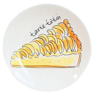 Gebaksbordje Blond Amsterdam 'Tarte Tartin'