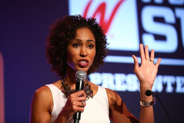 Sage Steele Opens Up About Being A Biracial Woman In Sports Media | HuffPost