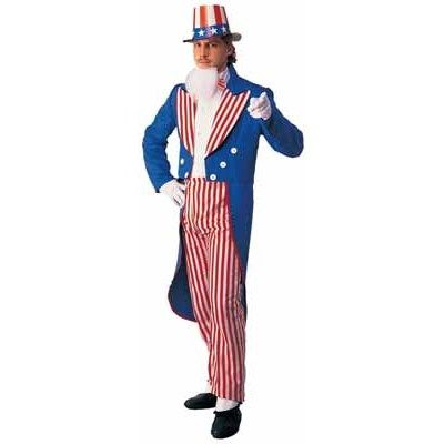 Uncle Sam Costume Adult. Our Price: $49.95 Savings: $5.00
