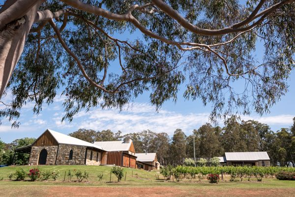 A Tuscan style wedding @Peppers Creek, Hunter Valley wedding venue.