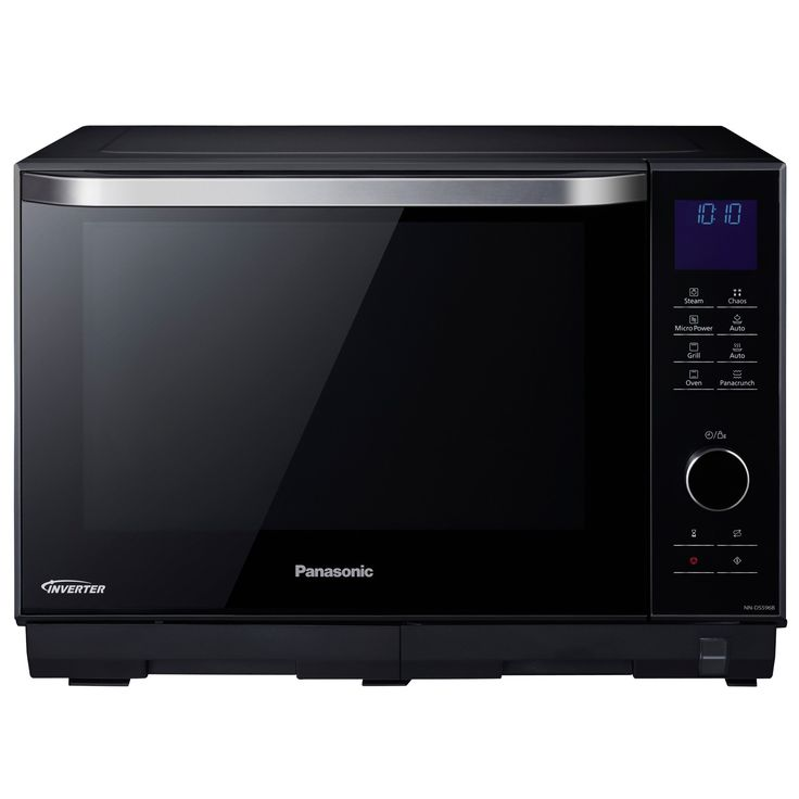 Buy Panasonic NN-DS596BBP Freestanding 4-in-1 Steam Combination Microwave with Grill, Black from our Microwaves range at John Lewis. Free Delivery on orders over £50.