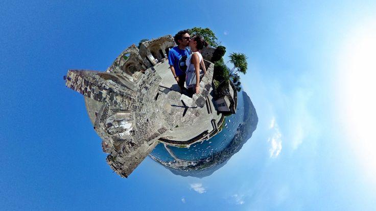 #360 #theta #ischia #tinyplanet #sea #italy #littleplanet #love