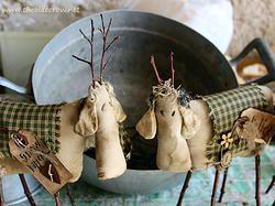 Prim Reideer (Oh my Dear Reindeer)
