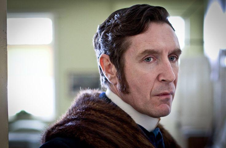 Blogtor Who : Paul McGann as Stanley Bone in _Ripper Street_