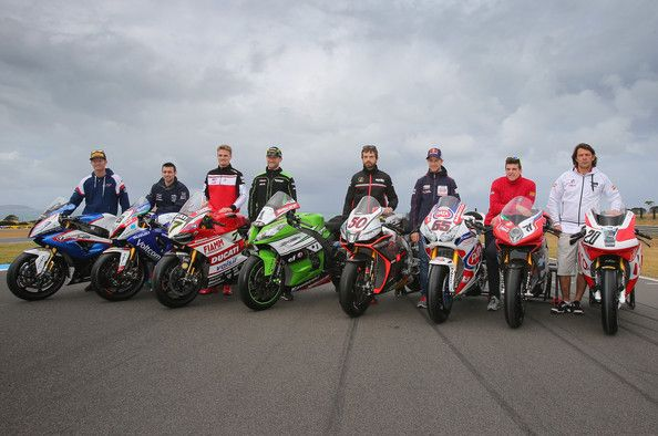 Tom Sykes - Superbike World Championship: Previews