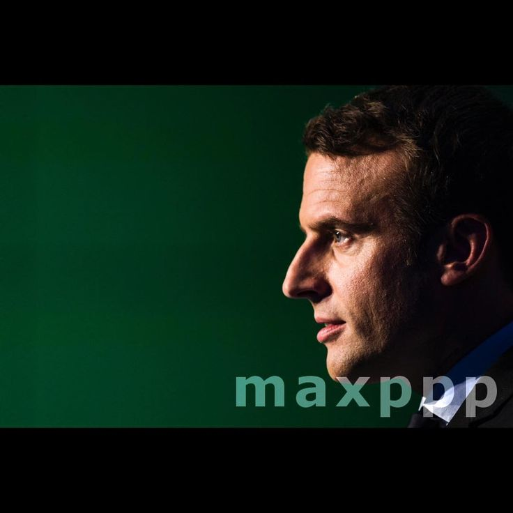 French presidential election candidate from the centrist 'En Marche!' (Onward!) political party, Emmanuel Macron delivers a speech at the French Start Up meeting in Paris, France, 13 April 2017.  EPA/ETIENNE LAURENT (MaxPPP #photo #photos #pic #pics #picture #pictures #snapshot #art #beautiful #instagood #picoftheday #photooftheday #tbt #cute #followme #follow #color #exposure #composition #focus #capture #moment #photojournalism #photojournalisme #maxppp #macron #emmanuelmacron #enmarche