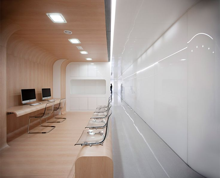 Quite beautiful - Estudio Arquitectura Hago dental office