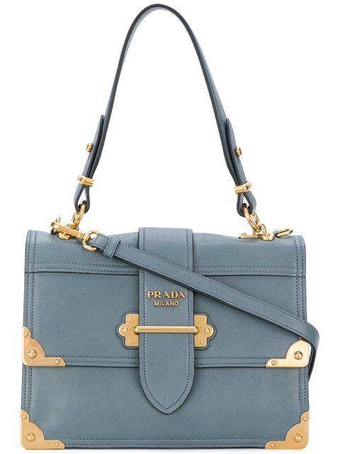 ac21689c5d Prada Cahier Shoulder Bag - Farfetch | Wish List | Bags, Designer ...