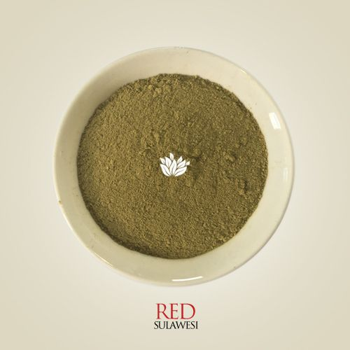 Our premium Red Sulawesi kratom powder comes from partially mature kratom leaves harvested from fully mature trees growing along a river in Borneo. The leaves are washed, dried in the shade, then ground two times for optimum. #kratom #wheretobuykratom #kratomvendor #kratomforsale #kratomsale #kratomindo #kratomsupplier #kratomdistributor