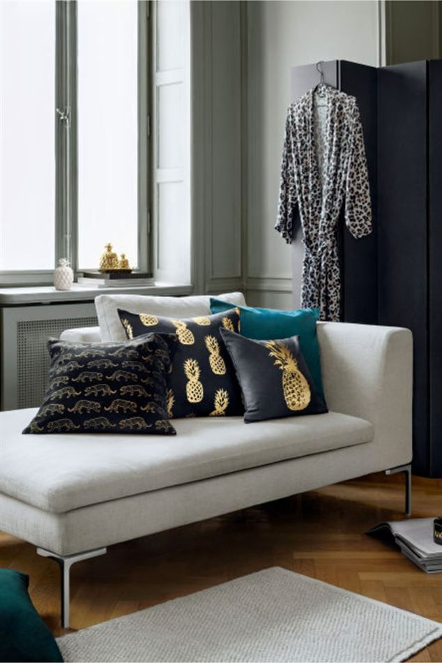 Awesome Nice Enhance Your Interior Style With Rich Textures Golden Accents And Wild Ani