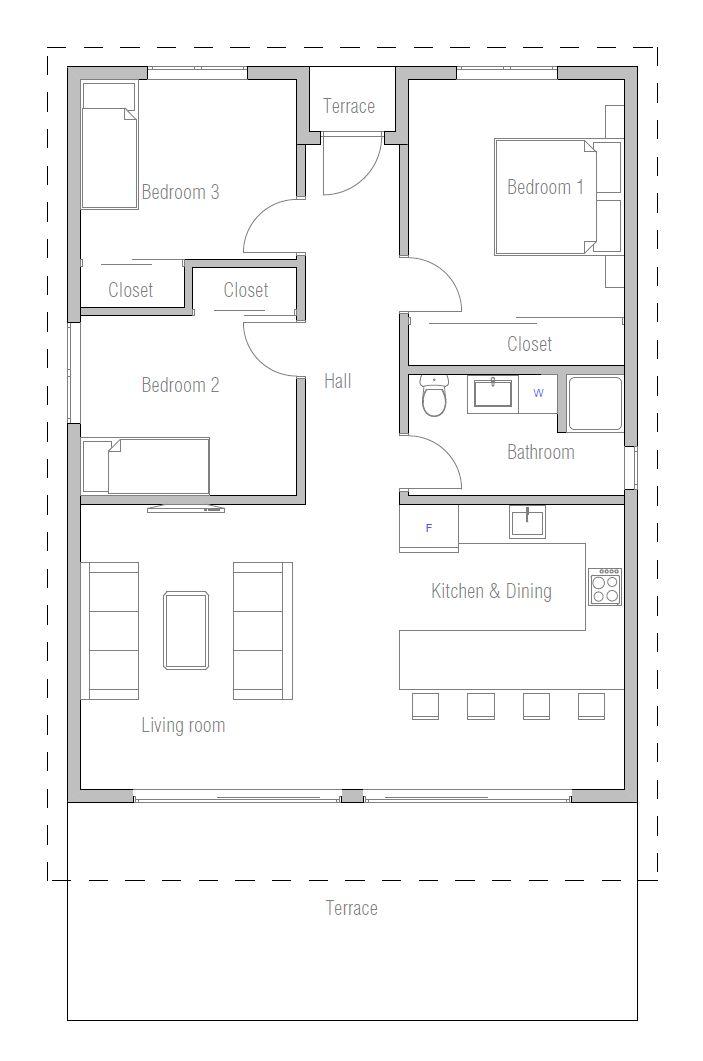 116 best houseplans hausplaene images on pinterest house for Smallhouse weberhaus