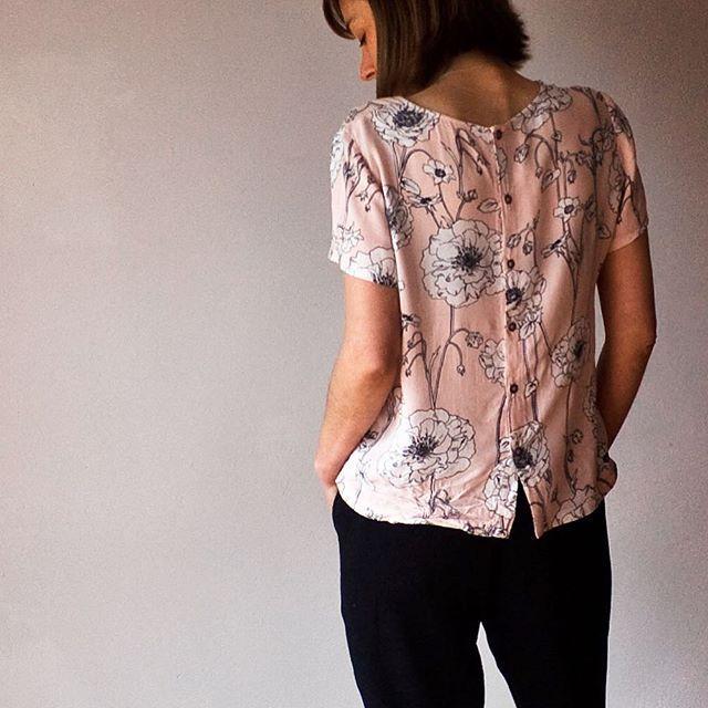 BurdaStyle blouse