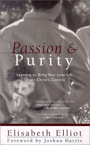 written by Elisabeth Elliot- great example of how God designed romantic relationships to grow
