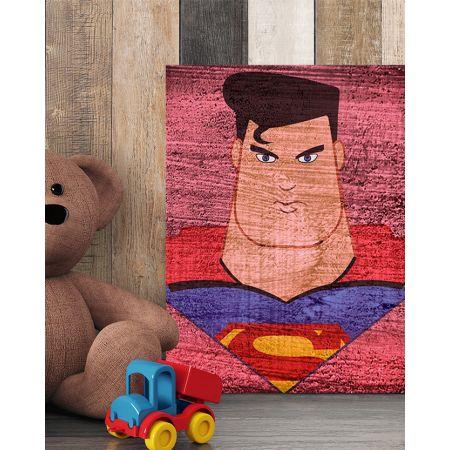 Superman Canvas Art - Marvel Canvas Art