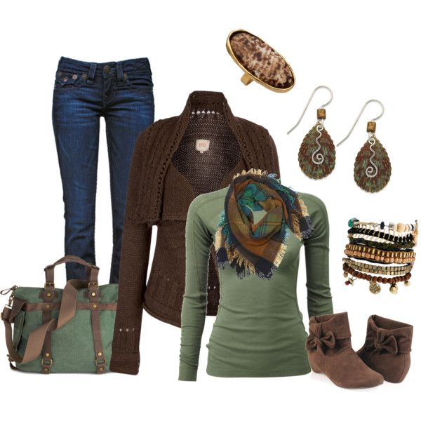 Casual OutfitFashion Outfit, Women Winter Outfit 2014, Casual Style, Casual Outfit, Accessories Outfit 2014, 2014 Casual Fashion, Women Casual Fashion 2014, Brown Outfit For Women, Women Outfit 2014