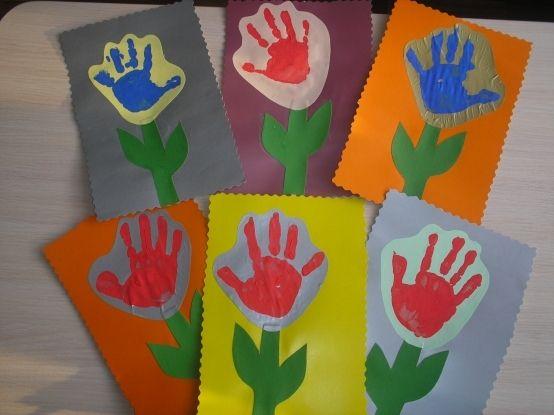 Открытки к дню матери своими руками в детском саду младшая, смс телефоне про