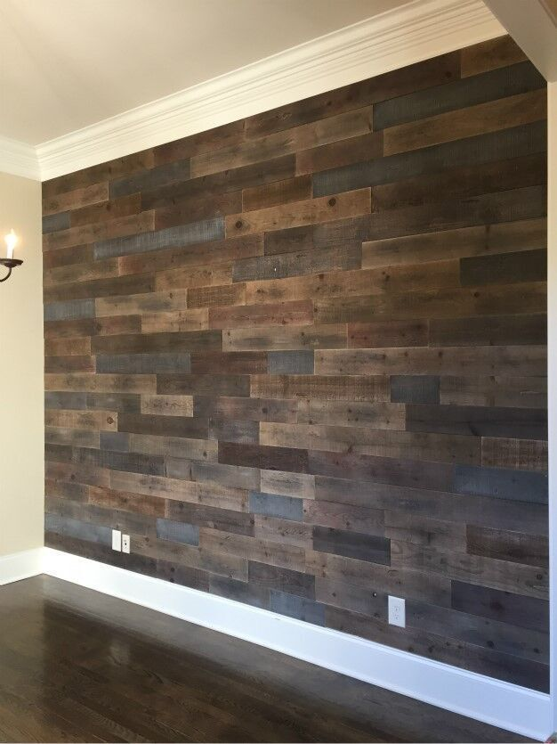 As Is Wood Walls Raw Ish Living Family Dining Room Bedroom