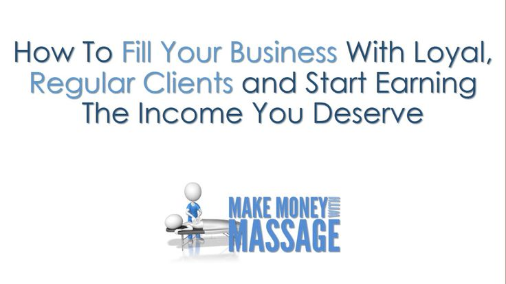 Massage Marketing Mistakes | Don't Copy Everyone Else and Don't Blend In...