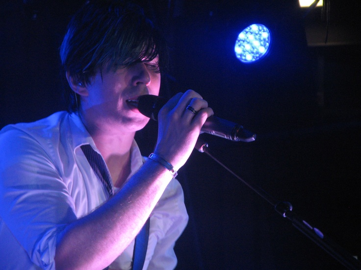 Marianas Trench || Josh Ramsay || My all time fave picture i have taken of Josh :3 <3 <3