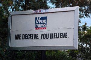 Funniest Memes Mocking Fox News: We Deceive. You Believe.