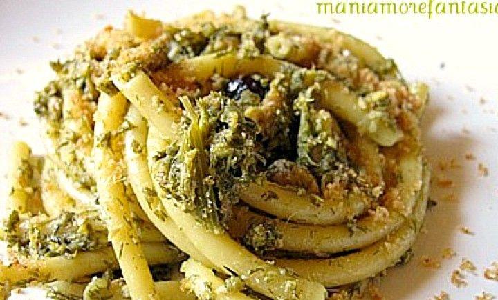 La pasta con le sarde… Palermo style!