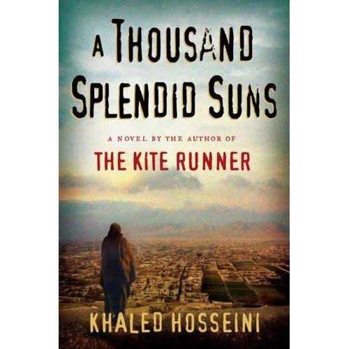 Second novel by Khaled Hosseini- AMAZING