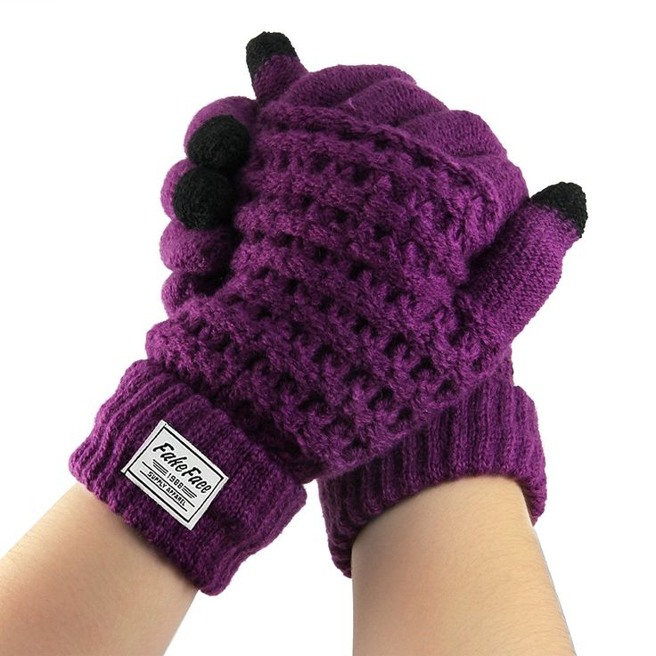 Liying Professional Ladies/ Girls Touch Screen Gloves for New iPhone 5C / 5S and all iPhones series, iPad, ipod Blackberry, Samsung, HTC and other smartphones (Weave plaid, Gray): Amazon.co.uk: Clothing