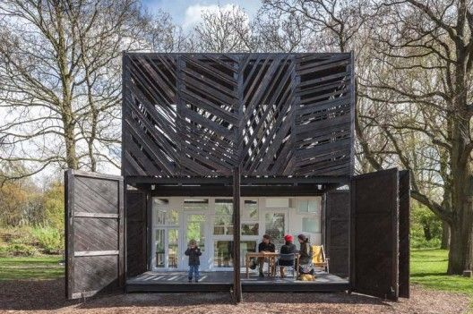 Noorderparkkamer / Bureau SLA & Overtreders W   ArchDaily