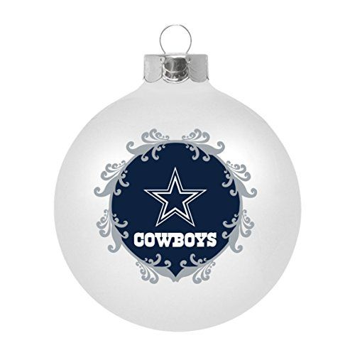 NFL Dallas Cowboys Large Ball Ornament Boelter Brands | Dallas Cowboys  Christmas | Pinterest | Cowboys, Dallas and Dallas cowboys - NFL Dallas Cowboys Large Ball Ornament Boelter Brands Dallas