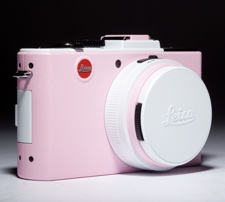 Pink! ColorWare - Leica D-Lux 5