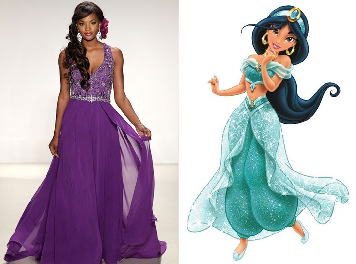 Jasmine From Alfred Angelos Disney Princess Wedding Gowns