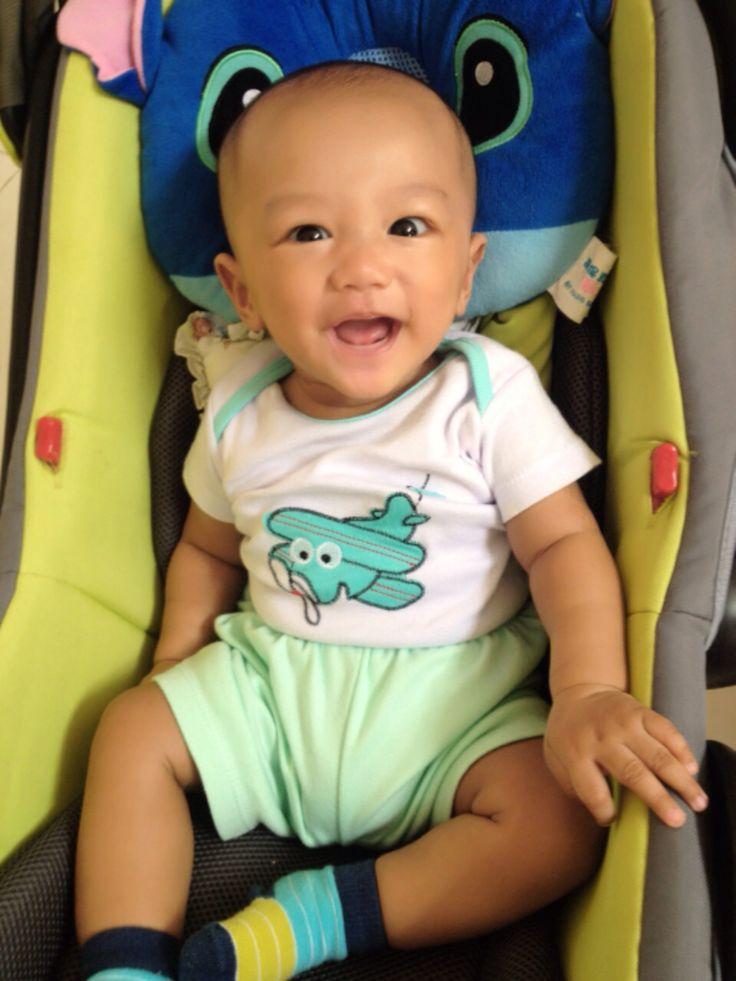 My baby boy #arsakha