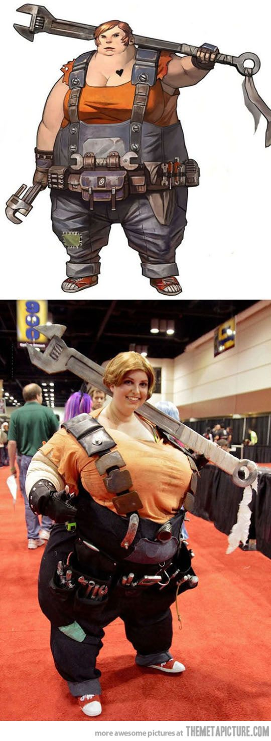Epic Cosplay of Borderlands' Ellie…