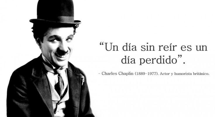 """Las 60 mejores frases y citas célebres del actor Charles Chaplin """"Charlot"""" sobre facetas de la vida como la libertad, la creatividad, la felicidad y el amor."""