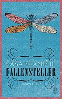 """Mein Tagebuch: Ich lese """"Fallensteller"""" von Sasa Stanisic"""