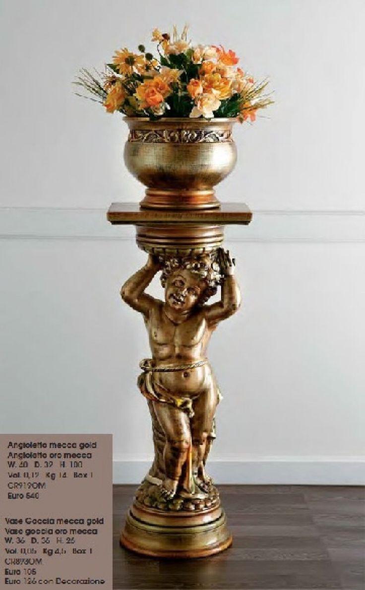 CR893A Váza Mecca Gold (csak a váza ára)