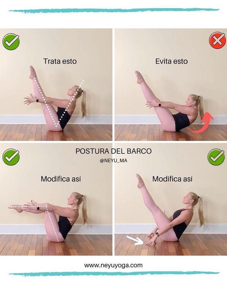 Pin en Tutoriales de Yoga