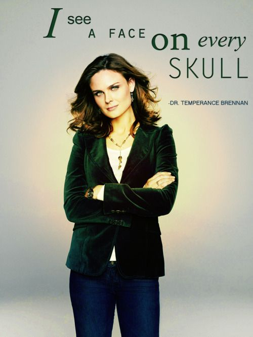 Temperance Brennan quote