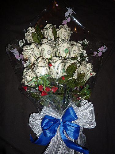 money bouquet - Google Search