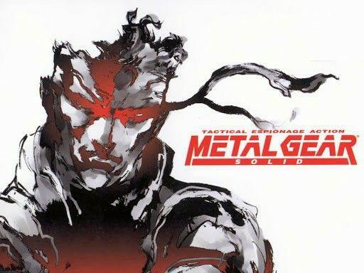 Metal Gear Solid Psx