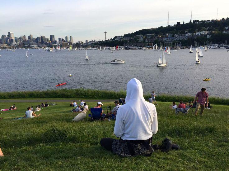 Seattle – miasto Nirvany i parków