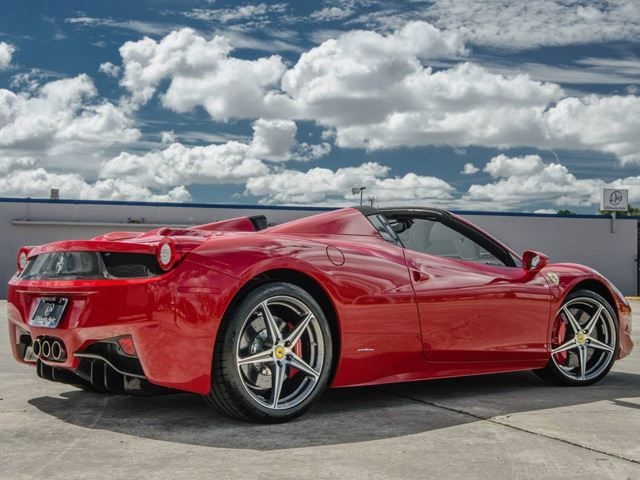 Ferrari 458 Italia Spider by Ultimate Auto
