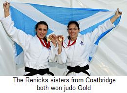Commonwealth Games: Opening three days a success for Scotland as Ross Murdoch and Judokas take centre stage