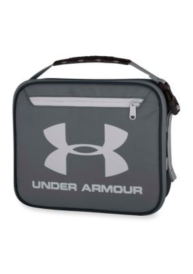 Under Armour Graphite Logo Lunch Cooler