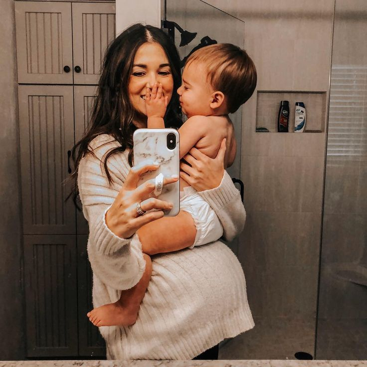 """A S H L E Y    real motherhood on Instagram: """"#pamperspartner So grateful for this little love mistake. I work with babies in the hospital …"""