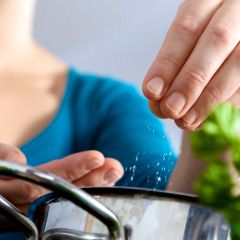 Le sel pourrait aggraver la sclérose en plaques