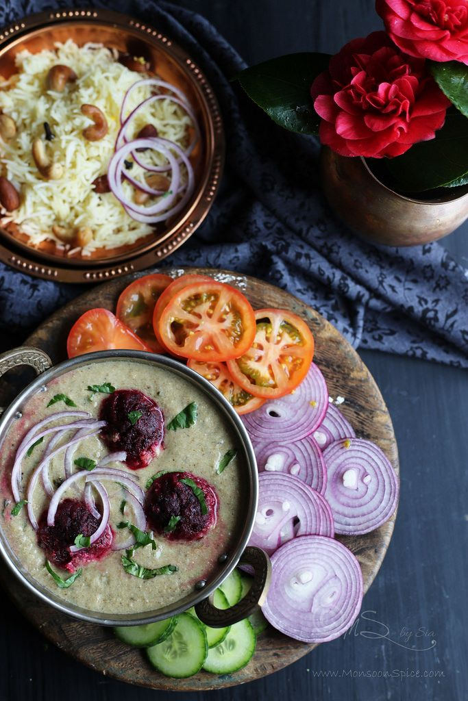 Monsoon Spice | Unveil the Magic of Spices...: Vegan Beetroot Kofta Curry Recipe | Mughali Style Vegan Beetroot Kofta Recipe