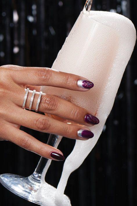 Opi Holiday Love Opi Xoxo Nail Art Joy To The Girls Nails