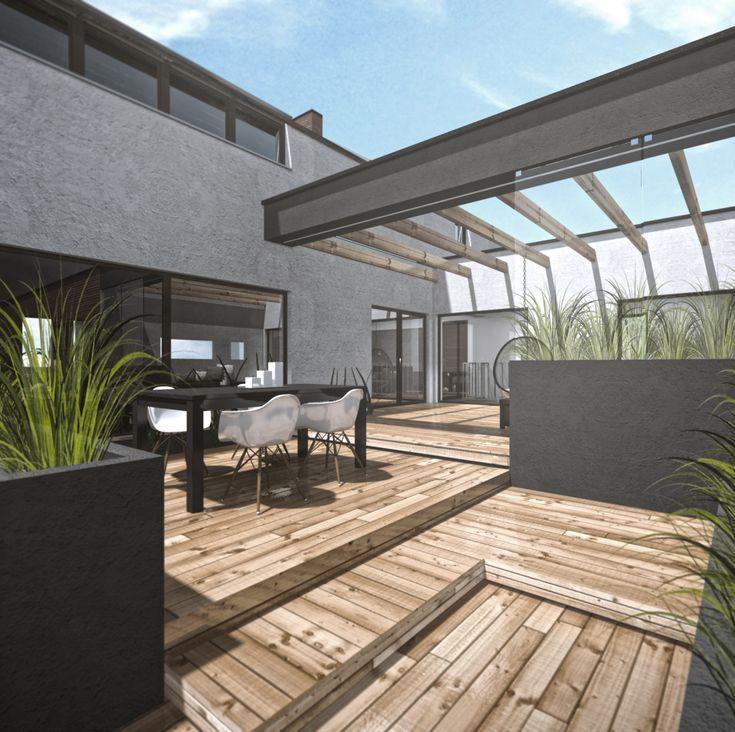 Terraces & garden Exterior